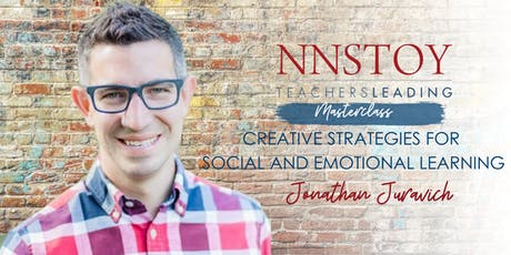 Jonathan Juravich's Master Class: Creative Strategies for Social and Emotional Learning (for any grade, any content!) tickets