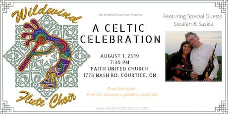 A Celtic Celebration tickets