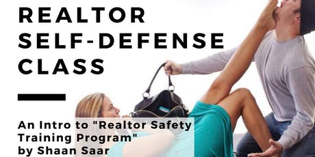Realtor Self-Defense Class boletos