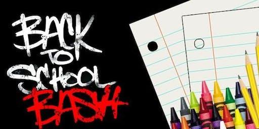 1st Annual Back 2 School Bash