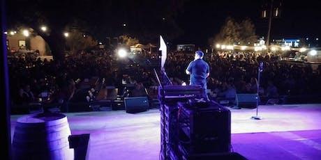Danny Minch headlines Hopland Taps tickets