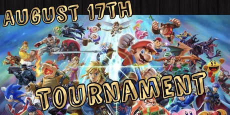 Smash Bros. Ultimate Gaming Tournament tickets