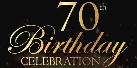 Bishop Roberta Thomas' 70th B-Day Celebration tickets