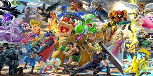 NeverBored Games Smash Bros Ultimate Tournament