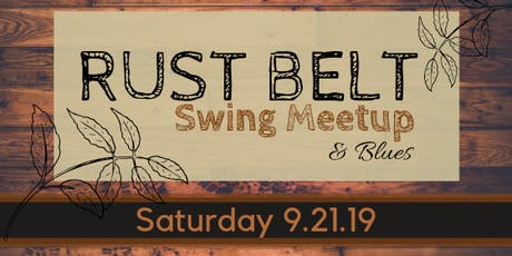 Rust Belt Swing Meetup & Blues tickets