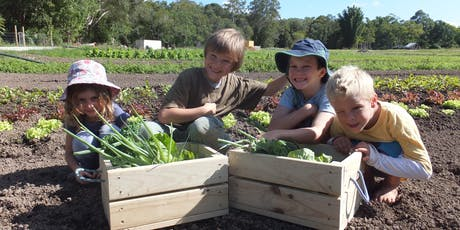 The Magic of Food Growing - Farm Tour and Magic Show tickets