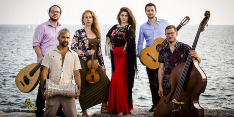 Tamar Ilana & Ventanas: Mediterranean Music & Flamenco Dance tickets
