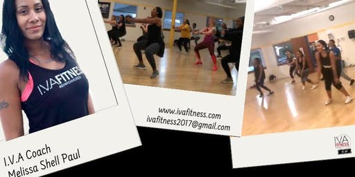 I.V.A. FITNESS Classes with Coach Melissa