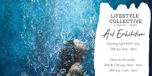 Opening Night - Lifestyle Collective Northern Beaches - Art Expo
