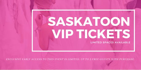 Saskatoon Pop Up Wedding Dress Sale VIP Early Access tickets