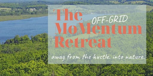 Off-Grid Retreat, by The MoMentum