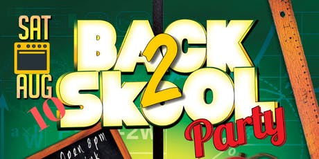 12th Annual Back To School Party tickets