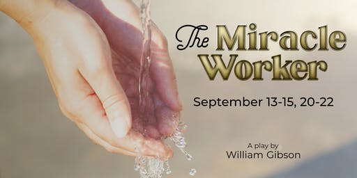Auditions for The Miracle Worker