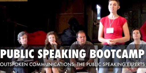 Public Speaking Bootcamp