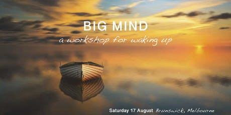 Big Mind workshop tickets