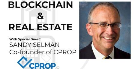 Blockchain & Real Estate tickets