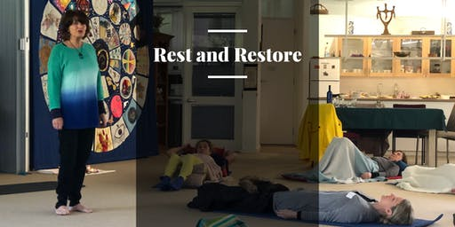 Rest and Restore Retreat July 2019