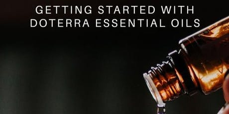 What's  The Buzz About doTERRA Essential Oils? tickets