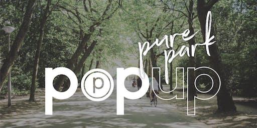 Pure Barre Grand Blanc Bicentennial Park Pop Up Class