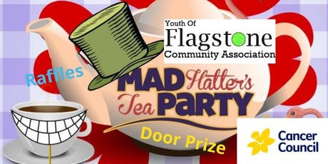 Community Mad Hatters Fundraiser for the Cancer Council tickets