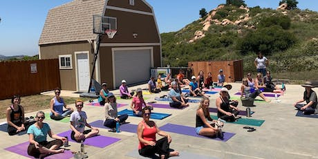 Goat Yoga at Coyote Rock Ranch tickets
