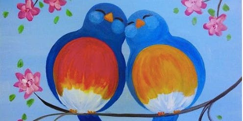 @Canberra: Love Birds