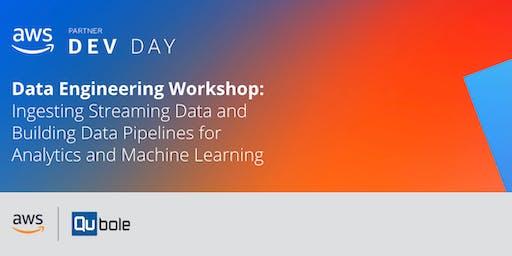 Data Engineering Workshop: Ingesting Streaming Data and Building Data Pipelines
