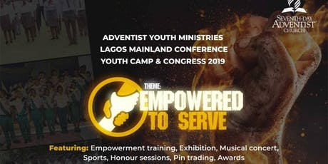 Lagos Mainland Youth Ministries Congress tickets