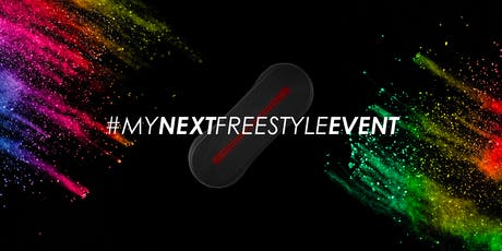 Convention #mynextfreestyleevent : édition 5 tickets