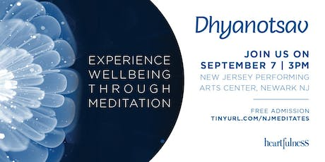 Dhyanotsav - A Celebration of Meditation tickets