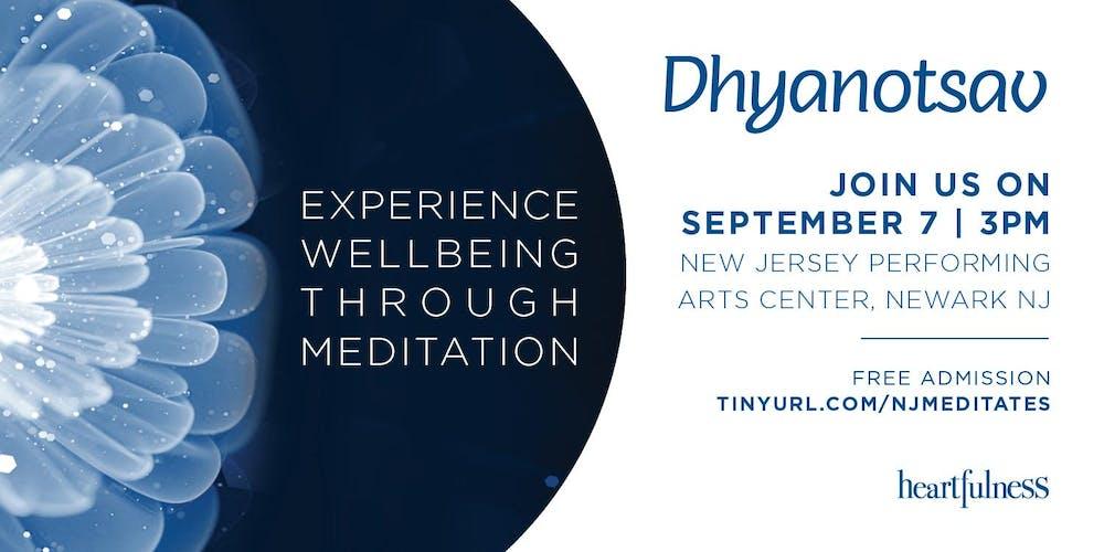 Dhyanotsav - A Celebration of Meditation Tickets, Sat, Sep 7, 2019