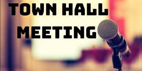 Town Hall meeting on the Upfield Level Crossing removal tickets