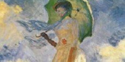 Fabulous Fakes — Woman with a Parasol by Monet