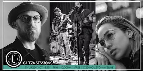 Cafeza Sessions // Matt Hammon   JESS NGUYEN   Ruckus tickets