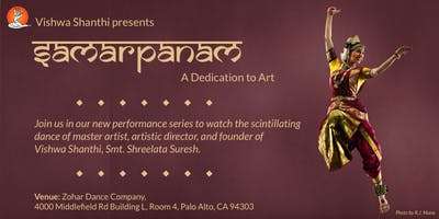 Samarpanam  - A Performance Series