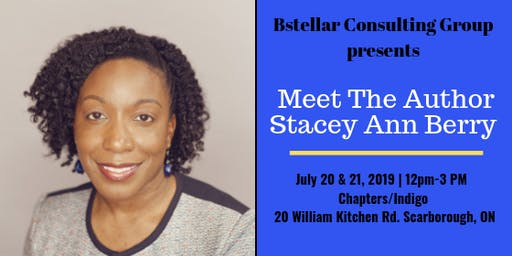 Meet The Author Stacey Ann Berry