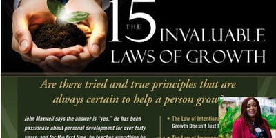 15 Invaluable Laws of Growth Mastermind Programme
