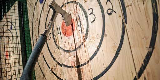 Axe Throwing - time TBC