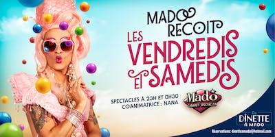 Mado Reçoit- samedi 31 Août 2019