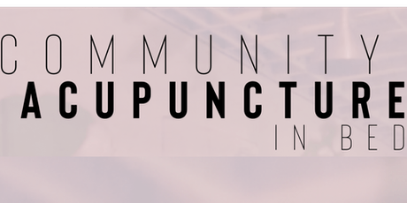 Community Acupuncture tickets