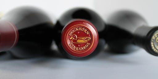 Five-Course Duckhorn Wine Dinner