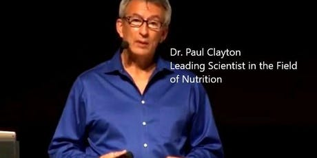 The Scientific Forum with Dr.Paul Clayton (Adelaide) tickets