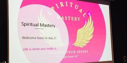 Spiritual Mastery Spiritual AF with Sherry Van t Hag