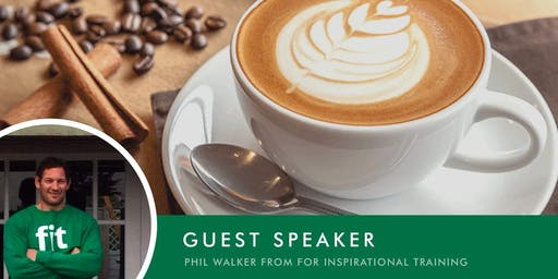 Link with a Latte biz network....Guest Speaker Phil Walker