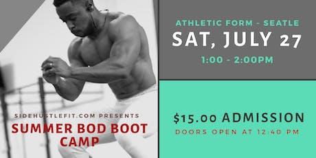 Summer Bod Boot Camp tickets