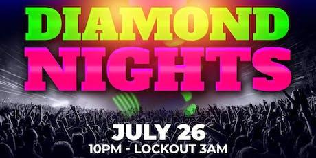 DIAMOND NIGHTS tickets