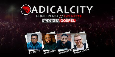 Radical City Conference tickets