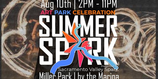 SUMMER SPARK (Art Park Celebration)