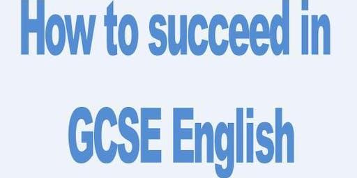 GCSE Summer School - English Paper 1: Creative Writing (narrative and descriptive)