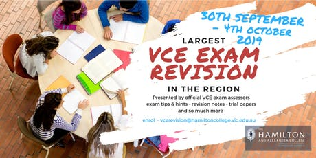 VCE REVISION tickets
